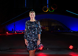 September 30, 2018 - Angelique Kerber of Germany on the red carpet at the 2018 China Open WTA Premier Mandatory tennis tournament players party (Credit Image: © AFP7 via ZUMA Wire)