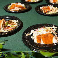 Whole Foods Asian Pork Salad at Flavors of Neponset Valley 2011