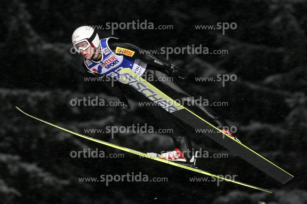 20.01.2011, Zakopane, POL, FIS World Cup Ski Jump, Men, Qualifikation, im Bild STEFAN HULA // during FIS Ski Jumping World Cup In Zakopane Poland ond 20/1/2011. EXPA Pictures © 2011, PhotoCredit: EXPA/ Newspix/ Tomasz Markowski +++++ ATTENTION - FOR AUSTRIA/AUT, SLOVENIA/SLO, SERBIA/SRB an CROATIA/CRO CLIENT ONLY +++++..