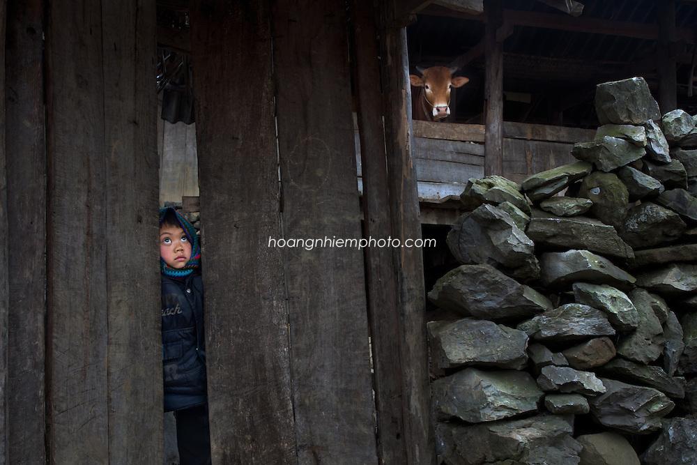 Vietnam Images-Children-Ha Giang hoàng thế nhiệm hoàng thế nhiệm