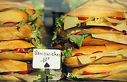 Sandwiches, Paris, France