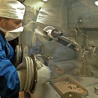 Nuclear plant in Kazakhstan