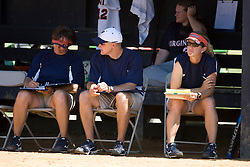 The Virginia Cavaliers Softball team faced the Towson University Tigers on April 3, 2007 at The Park in Charlottesville, VA.