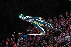 26.01.2020, Wielka Krokiew, Zakopane, POL, FIS Weltcup Skisprung, Zakopane, Herren, Wertungsdurchgang, im Bild Michael Hayboeck (AUT) // Michael Hayboeck (AUT) during his competition jump of FIS Ski Jumping world cup at the Wielka Krokiew in Zakopane, Poland on 2020/01/26. EXPA Pictures © 2020, PhotoCredit: EXPA/ Tadeusz Mieczynski
