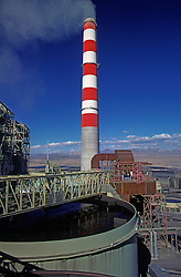 Coal-Fired Power Plant,