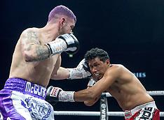Superwelterweight fight - 03 Nov 2018