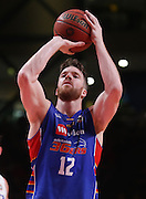 30/01/2016 NBL Adelaide 36ers vs Illawara Hawks at the Titanium Security Arena. Photo by AllStar Photos