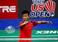 Badminton: 20180614 U.S. Open Badminton Championships