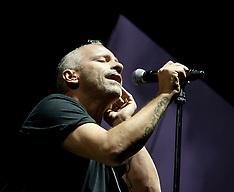SEP 21 2013 Italian singer Eros Ramazzotti
