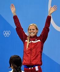 20160813 Rio 2016 Olympics - Svømning Pernille Blume guld