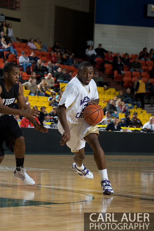 November 27, 2008: Western Carolina's Harouna Mutombo (22) in the final game in the opening round of the 2008 Great Alaska Shootout at the Sullivan Arena