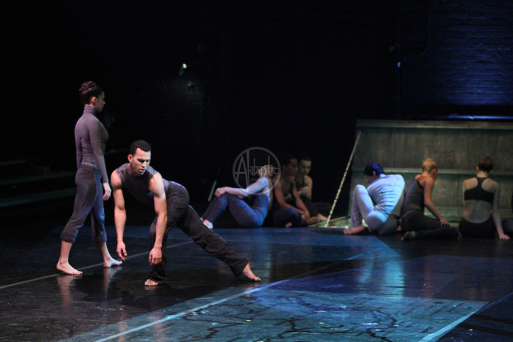 """Spectrum Dance Theater's production of """"The Mother of Us All"""" at the Moore Theatre on March 3, 2011 in Seattle, WA."""