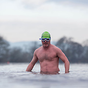 21.01.17<br /> Ice Swimmers Feature. <br /> Pictured at Castleconnell is Mark Dempsey. Picture: Alan Place