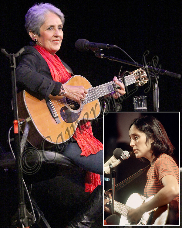 Joan Baez at Sheffield City Hall 5th March 2012