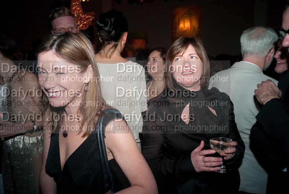LOUISE WILSON; JANE WILSON, Swarovski Whitechapel Gallery Art Plus Opera,  An evening of art and opera raising funds for the Whitechapel Education programme. Whitechapel Gallery. 77-82 Whitechapel High St. London E1 3BQ. 15 March 2012