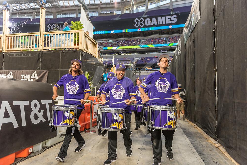 X Games 2017 on July 14, 2017 at U.S. Bank Stadium in Minneapolis, Minnesota.  Photo by Ben Krause/Minnesota Vikings