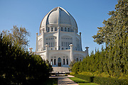 Bahá'í House of Worship Wilmette, IL