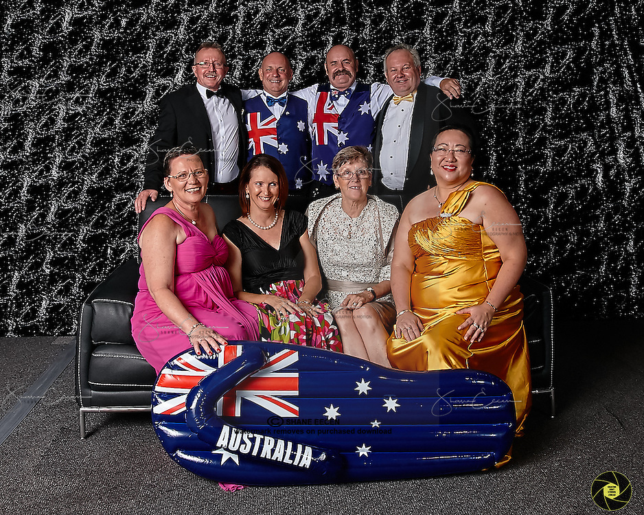 Australai Day Ball Darwin Convention Centre 24 January 2015. Photo Creative Light Stusios