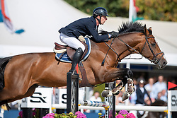 Appelen Jeroen, BEL, Nero de Semilly N<br /> FEI WBFSH Jumping World Breeding Championship for Young Horses<br /> Lanaken 2019<br /> © Hippo Foto - Dirk Caremans<br />  22/09/2019
