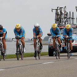 Brainwash Ladiestour Dronten Team Time Trail Belgium National Team Elise Belmans; Jolien d'Hoore; Kelly Druyts; Maaikee Polspoel; Annelies van Doorselaar