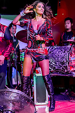 Ninel Conde at Hectors Night Club