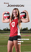 2016 KHS Volleyball senior banners