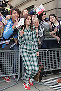 27.SEPTEMBER.2012. LONDON<br /> <br /> JESSIE J GREETS FANS AS SHE LEAVES BBC RADIO TWO STUDIOS, LONDON.<br /> <br /> BYLINE: EDBIMAGEARCHIVE.CO.UK<br /> <br /> *THIS IMAGE IS STRICTLY FOR UK NEWSPAPERS AND MAGAZINES ONLY*<br /> *FOR WORLD WIDE SALES AND WEB USE PLEASE CONTACT EDBIMAGEARCHIVE - 0208 954 5968*
