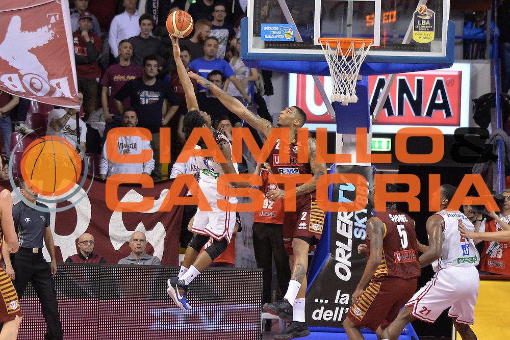 Marcus Thornton<br /> Venezia 05 Marzo 2017 -<br /> Campionato Basket Lega A <br /> Umana Reyer Venezia vs Consultinvest Pesaro<br /> Foto Ciamillo/Michele Gregolin