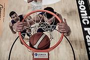 Tarczewski Kaleb Erick <br /> A|X Armani Exchange Milano - Vanoli Cremona <br /> LBA Final Eight 2020 Zurich Connect<br /> Quarti di Finale<br /> Pesaro, Italia - 13 February 2020<br /> Foto Mattia Ozbot / CiamilloCastoria