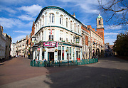 The Kingston pub in the city centre, Hull, Yorkshire, England