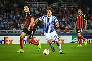 Real Sociedad v Vardar Skopje - 2 Nov 2017