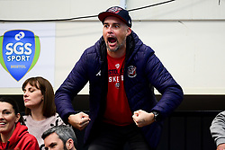 Bristol Flyers fan - Photo mandatory by-line: Ryan Hiscott/JMP - 17/01/2020 - BASKETBALL - SGS Wise Arena - Bristol, England - Bristol Flyers v London City Royals - British Basketball League Championship