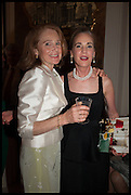 EVA DUGDALE-PENOT; MAUREEN FOOTER, Nicky Haslam hosts a party to launch a book by  Maureen Footer 'George Stacey and the Creation of American Chic' . With a foreword by Mario Buatta. Kensington. London. 11 June 2014