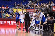 DESCRIZIONE : Berlino Berlin Eurobasket 2015 Group B Iceland Italy<br /> GIOCATORE : Simone Pianigiani<br /> CATEGORIA : mani schema<br /> SQUADRA : Iceland Italy<br /> EVENTO : Eurobasket 2015 Group B<br /> GARA : Iceland Italy<br /> DATA : 06/09/2015<br /> SPORT : Pallacanestro<br /> AUTORE : Agenzia Ciamillo-Castoria/Giulio Ciamillo<br /> Galleria : Eurobasket 2015<br /> Fotonotizia : Berlino Berlin Eurobasket 2015 Group B Iceland Italy
