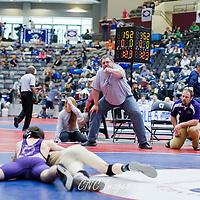 02-20-16 Berryville Wrestling State Tournament