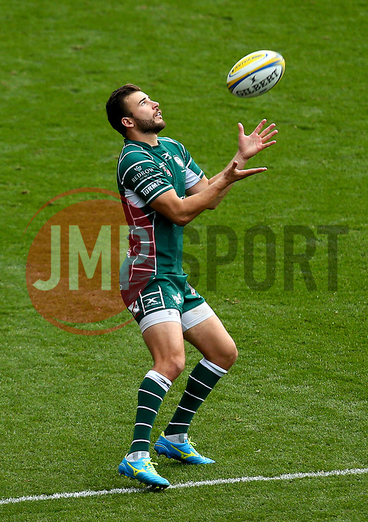 Tommy Bell of London Irish - Mandatory by-line: Robbie Stephenson/JMP - 24/09/2017 - RUGBY - Madejski Stadium - Reading, England - London Irish v Northampton Saints - Aviva Premiership