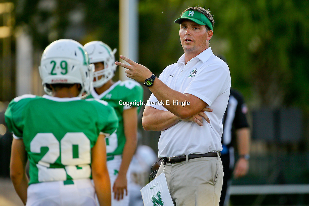High School Football - McMain vs Newman | Derick Hingle