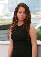 Actress Nancy Talamantes at The Chosen Ones film photo call at the 68th Cannes Film Festival Monday May 18th 2015, Cannes, France.