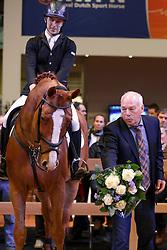 Arezzo VDL<br /> KWPN Stallion Selection - 's Hertogenbosch 2014<br /> © Dirk Caremans