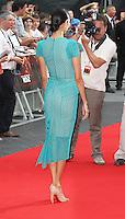 Emma Heming, Red 2 European Film Premiere, Empire cinema Leicester Square, London UK, 22 July 2013, (Photo by Richard Goldschmidt)