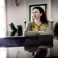 Nederland, Amsterdam , 6 juni 2013.<br /> De Russische klassieke pianiste en pianolerares en docent Tatiana Chevtchouk.<br /> Russian classical pianist and piano teacher Tatiana Chevtchouk.