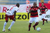 20120401: MACAE, RIO DE JANEIRO,  BRAZIL - Player Deivid during Flamengo Vs Bangu match for Campeonato Carioca (Carioca cup) held at Moacyrzao stadium <br /> PHOTO: CITYFILES