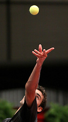 27.10.2010, Stadthalle, Wien, AUT, ATP, Bank Austria Tennis Trophy 2010, Day 3, Jan Hajek (CZE) vs Marin Cilic (CRO), im Bild Marin Cilic (CRO), EXPA Pictures 2010, PhotoCredit: EXPA/ E. Schawaller / SPORTIDA PHOTO AGENCY