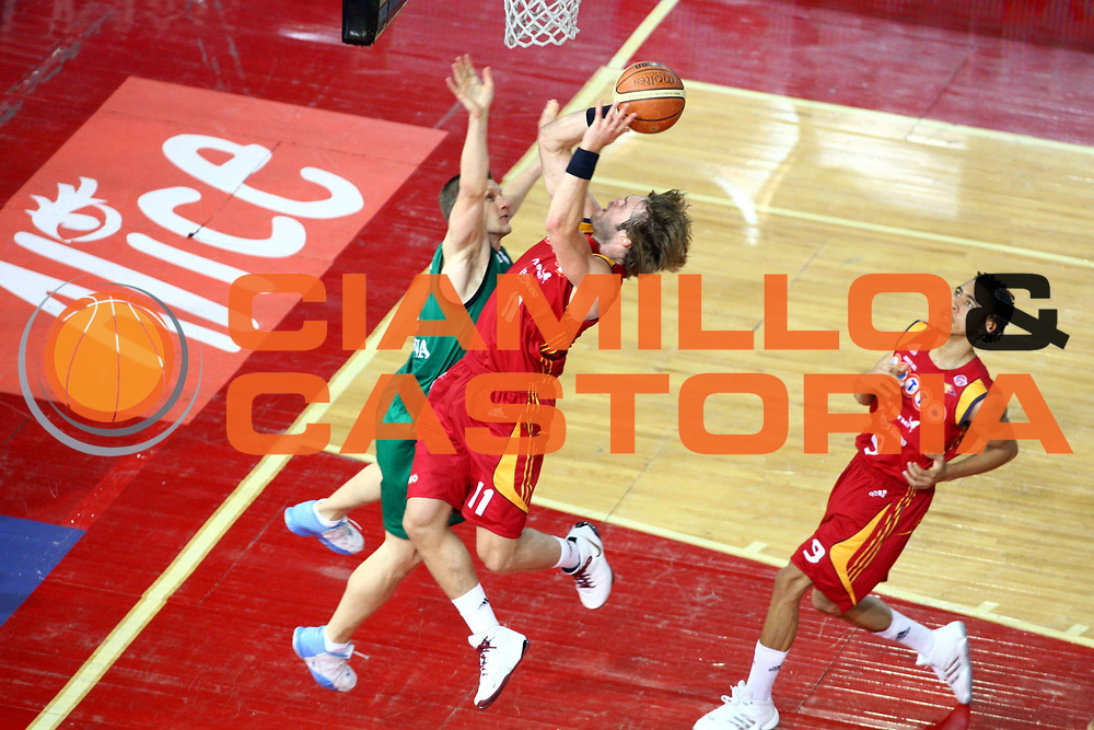 DESCRIZIONE : Roma Lega A1 2007-08 Playoff Finale Gara 4 Lottomatica Virtus Roma Montepaschi Siena<br />GIOCATORE : Jon Stefansson<br />SQUADRA : Lottomatica Virtus Roma<br />EVENTO : Campionato Lega A1 2007-2008 <br />GARA : Lottomatica Virtus Roma Montepaschi Siena <br />DATA : 10/06/2008 <br />CATEGORIA : Tiro<br />SPORT : Pallacanestro <br />AUTORE : Agenzia Ciamillo-Castoria/G.Ciamillo<br />Galleria : Lega Basket A1 2007-2008 <br />Fotonotizia : Roma Campionato Italiano Lega A1 2007-2008 Playoff Finale Gara 4 Lottomatica Virtus Roma Montepaschi Siena <br />Predefinita :