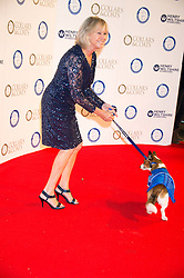 SUE BARKER at the Battersea Dogs & Cats Home's Collars & Coats Gala Ball held at Battersea Evolution, Battersea Park, London on 12th November 2015.