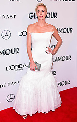 Charlize Theron at the 2019 Glamour Women of The Year Award at Alice Tully Hall in New York City.