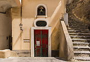 Scenes and details from Minori, Italy on the Amalfi Coast