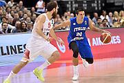 DESCRIZIONE : Berlino Eurobasket 2015 Group B Spagna Italia Spain Italy<br /> GIOCATORE :&nbsp;Andrea Cinciarini<br /> CATEGORIA : nazionale maschile senior A<br /> GARA : Berlino Eurobasket 2015 Group B Spagna Italia Spain Italy<br /> DATA : 08/09/2015<br /> AUTORE : Agenzia Ciamillo-Castoria