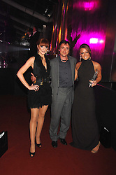 RICHARD HAMMOND with NICOLA ROBERTS and KIMBERLEY WALSH from Girls Aloud at the Glamour magazine Women of the Year Awards held in the Berkeley Square Gardens, London W1 on 5th June 2007.<br /><br />NON EXCLUSIVE - WORLD RIGHTS