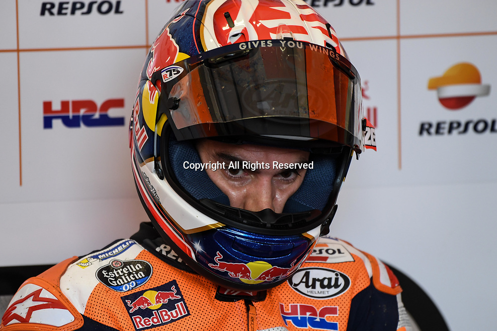 June 23rd 2017, TT Circuit, Assen, Netherlands; MotoGP Grand Prix TT Assen, Free practice Day; Dani Pedrosa (Repsol Honda)during the free practice